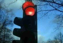 semaforo rosso multe auto