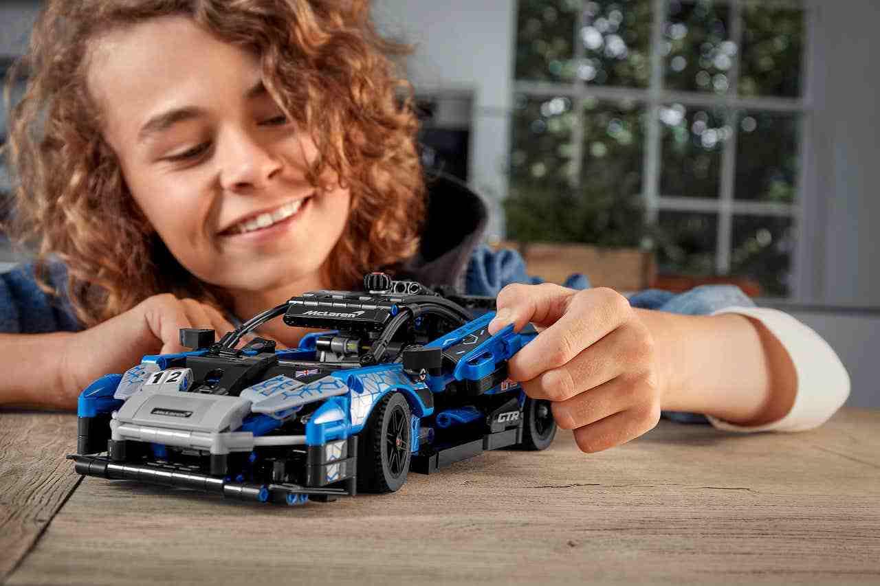 McLaren Senna GTR nella collezione Lego: caratteristiche e prezzo