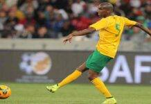 Anele Ngcongca calciatore morto incidente