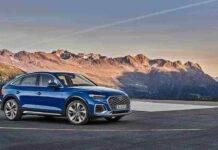 Audi Q5 Sportback nuovo suv crossover
