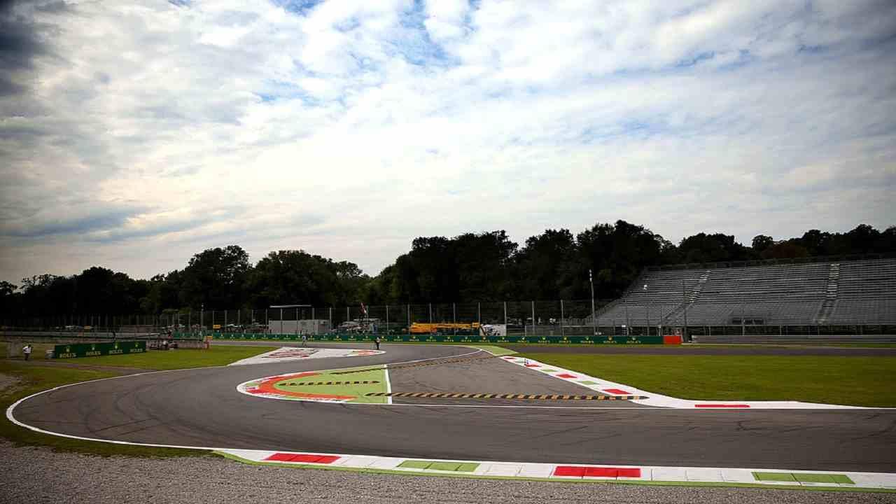 Autodromo Monza diventa triage