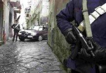 Napoli carabinieri maxi sequestro auto