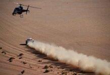 Dakar Sainz