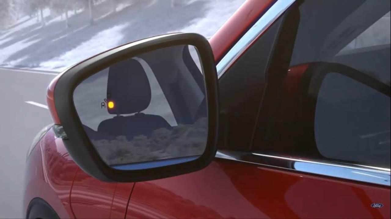 Blind spot Assist