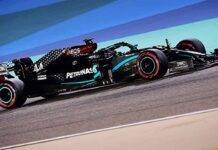 GP Bahrain Hamilton