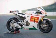 Honda Gresini Marco Simoncelli