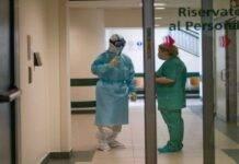 Infermiere Coronavirus ospedale