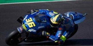 Joan Mir Suzuki MotoGP Torino Sampdoria