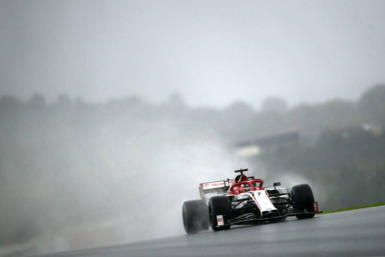 Kimi Raikkonen Alfa Romeo F1