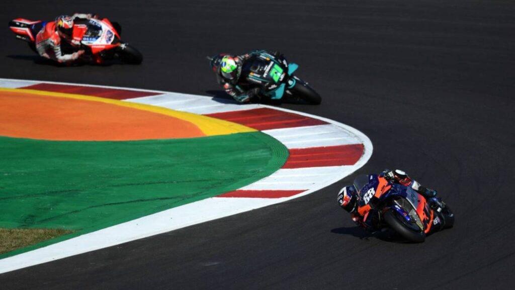 Miguel Oliveira gara MotoGP Portimao