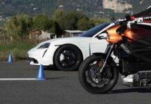 Porsche Taycan Harley-Davidson LiveWire