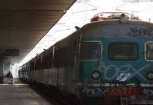 Auto travolta Treno Lecce