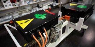 auto elettriche batterie ioni