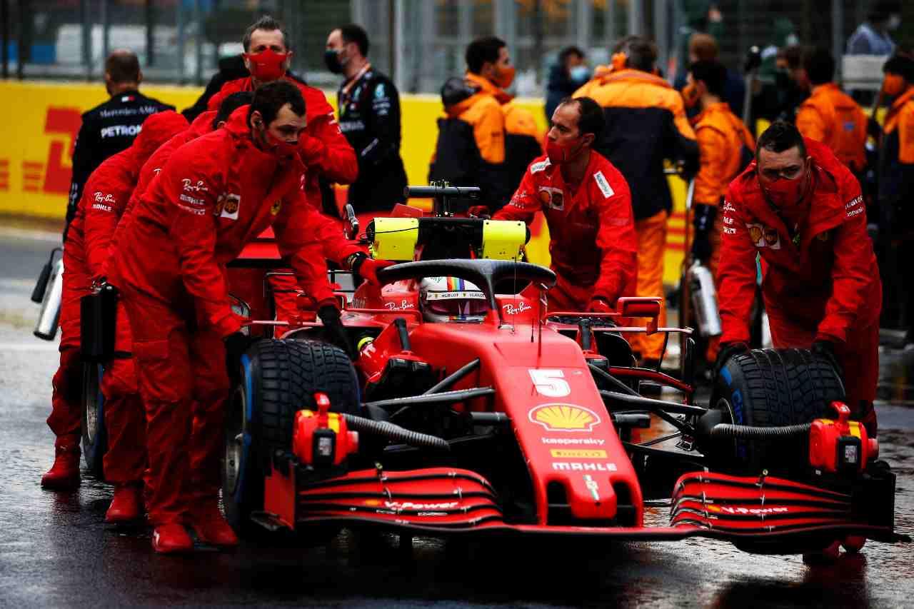Ferrari, annunciati i piloti per i test di Abu Dhabi di Formula 1