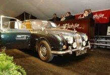 "Noel Gallagher rivela: ""Ho una Jaguar Mark II ma non l'ho mai guidata"""