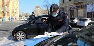 Autocertificazione - controlli polizia