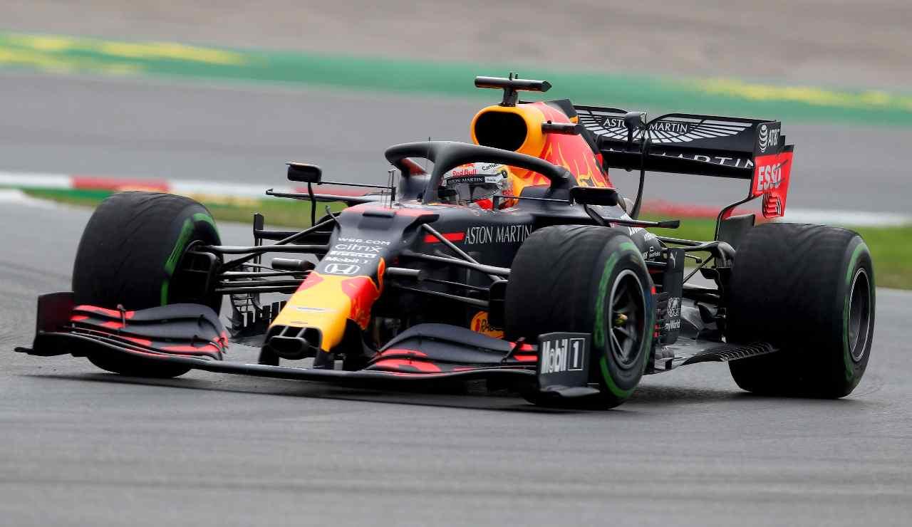 Qualificazioni dirette Verstappen GP Turchia