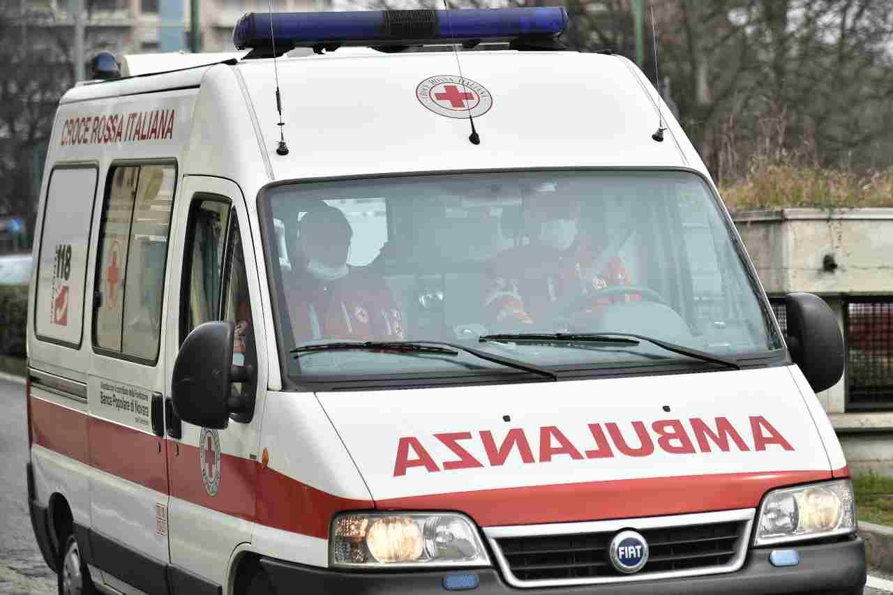 Ambulanza Ubriaco