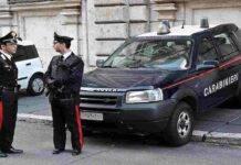 La Spezia danneggia auto senza patente