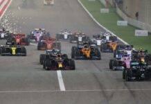 F1 GP Bahrain Orari