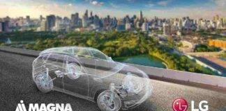 LG accordo auto elettriche