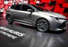 Immatricolazioni Auto - Toyota Hybrid