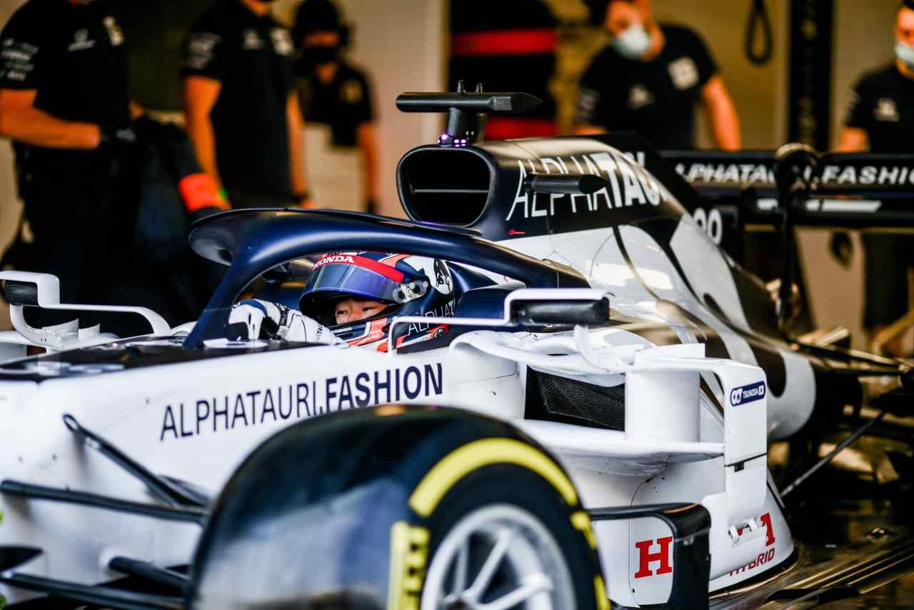 F1, ufficiale: Tsunoda è il nuovo pilota dell'Alpha Tauri