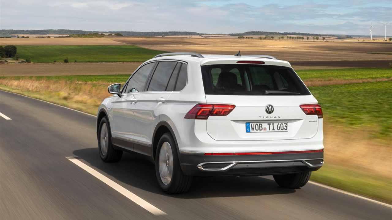 Volkswagen Tiguan e-Hybrid