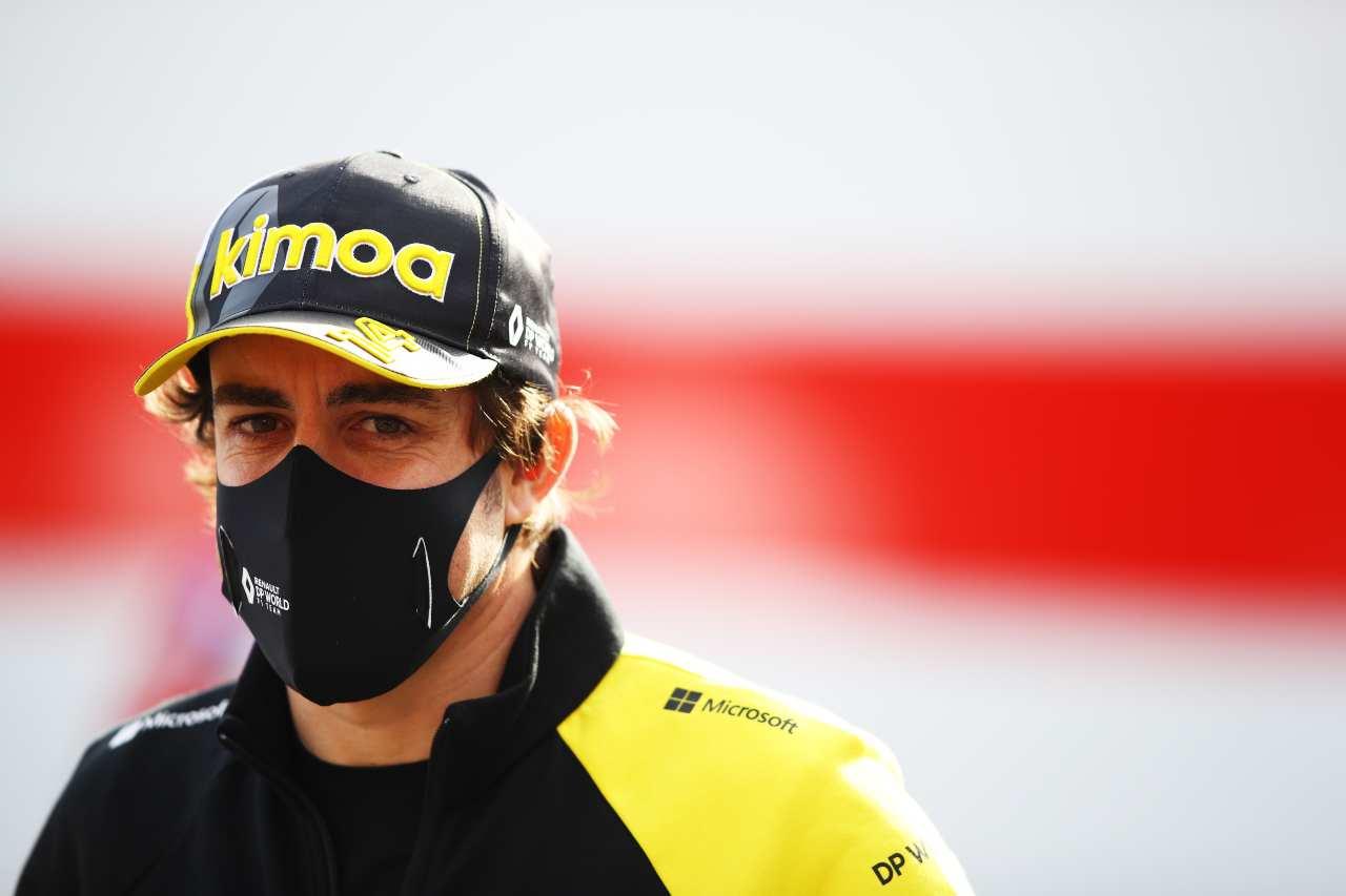 Alonso, la reazione degli altri team