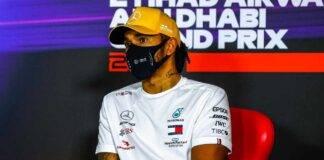 Lewis Hamilton Mercedes futuro