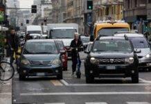 spostamenti in auto