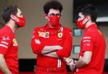 Ferrari F1 vettel leclerc binotto