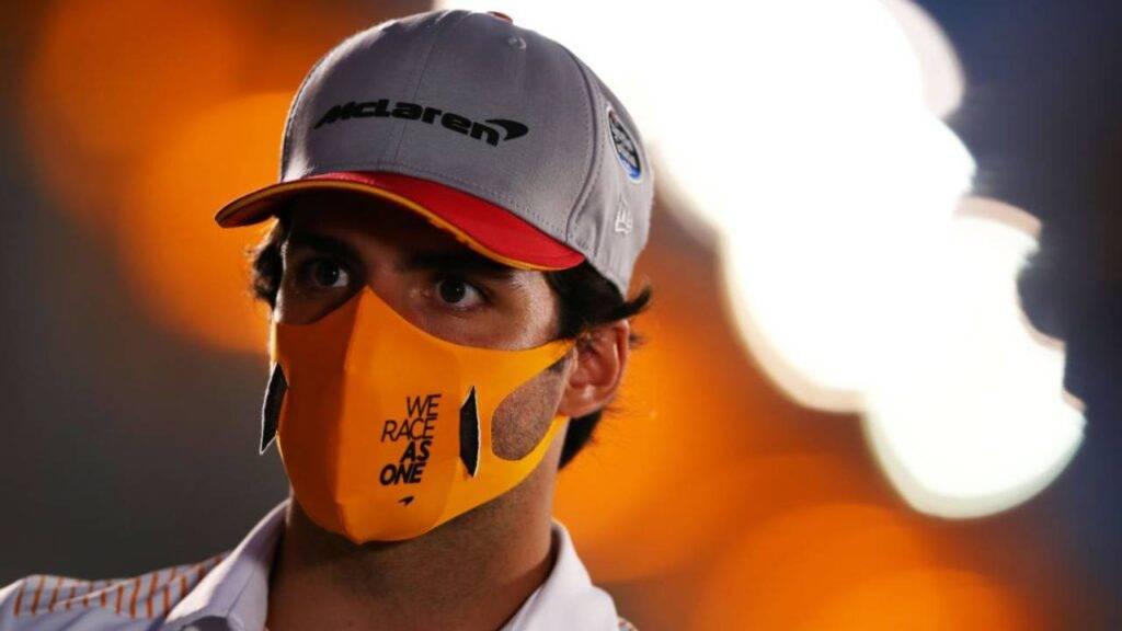 Carlos Sainz Formula 1