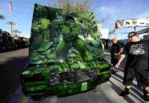 Chevrolet Caprice Hulk
