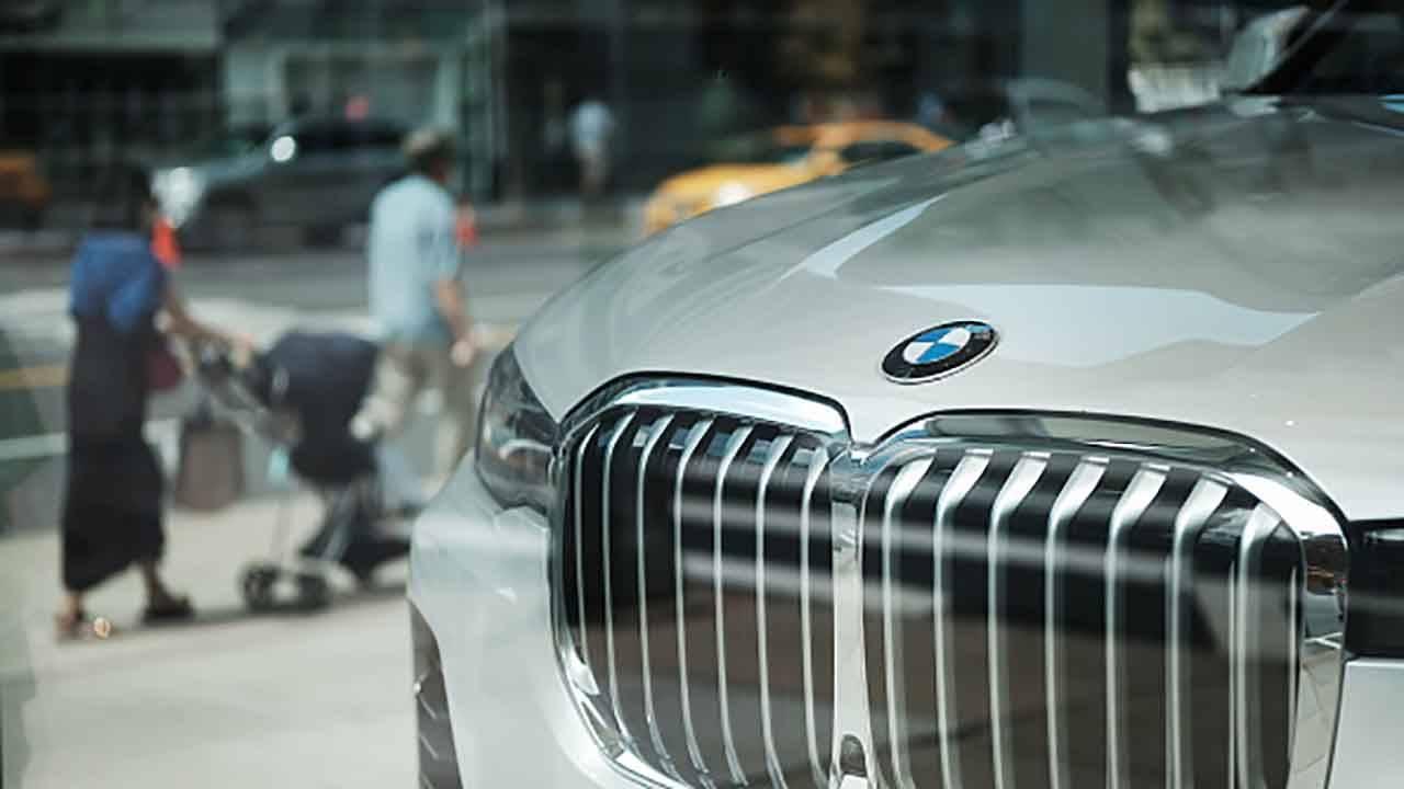 Cina BMW