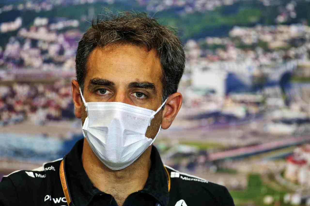 Alpine: Laurent Rossi è il nuovo CEO del marchio