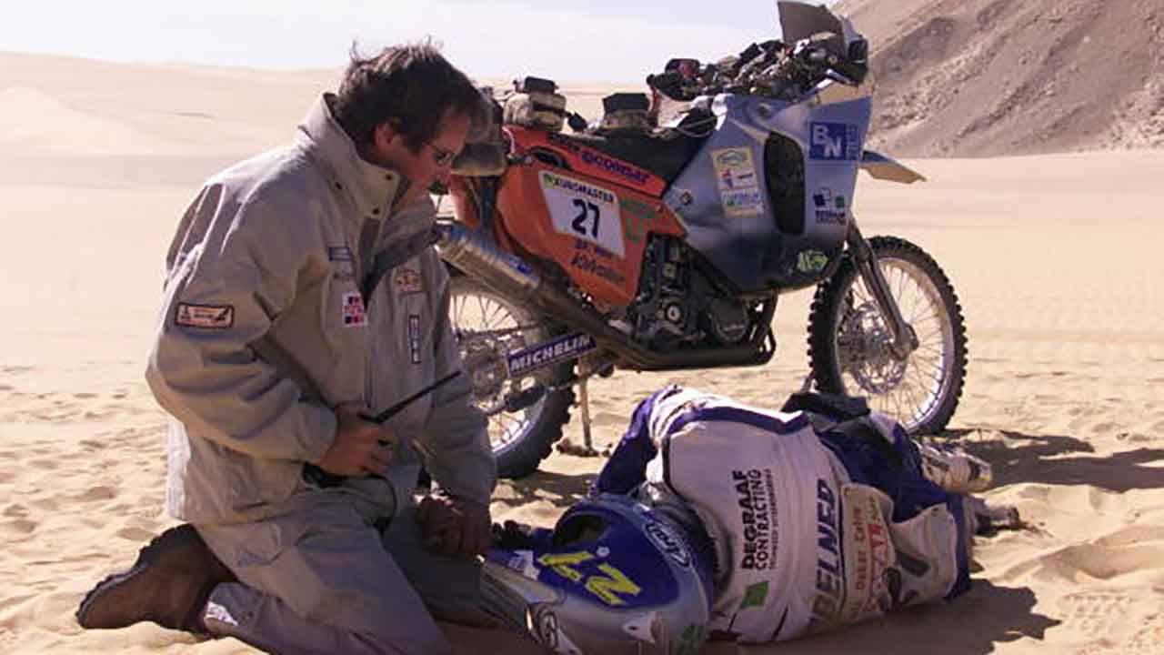 Dakar Hubert Auriol