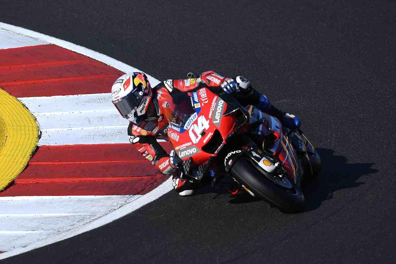 MotoGP, Dovizioso su Dall'Igna: