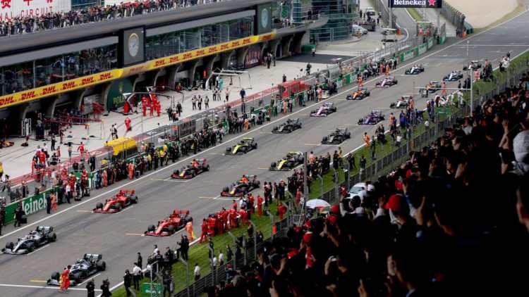 F1 GP Cina Shanghai