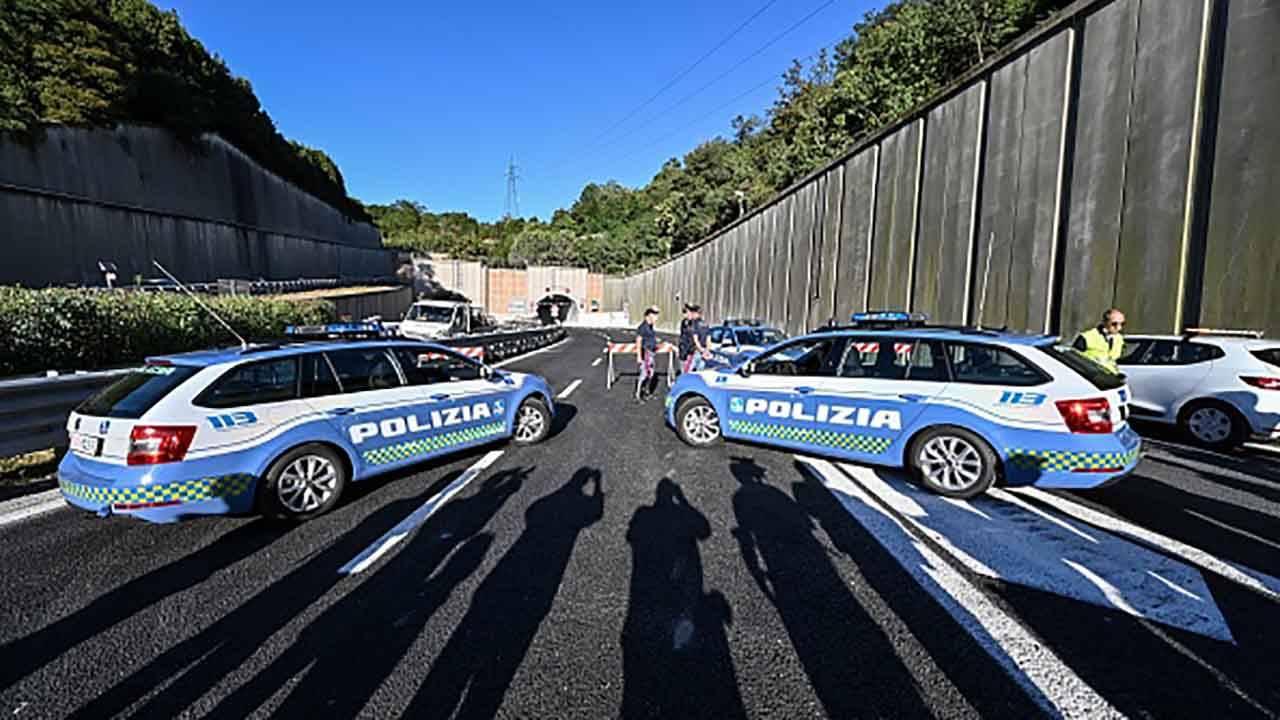 Far West Autostrade Polizia Stradale