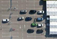 Ladro parcheggio
