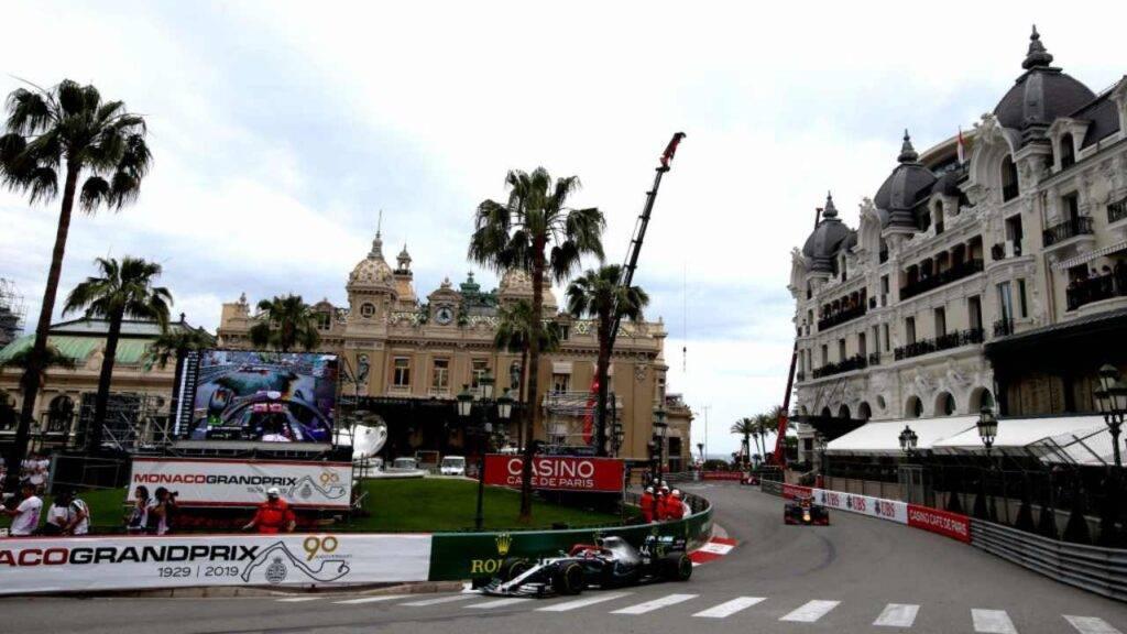 Hamilton GP Monaco F1