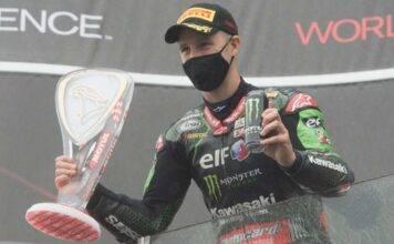 Jonathan Rea Superbike