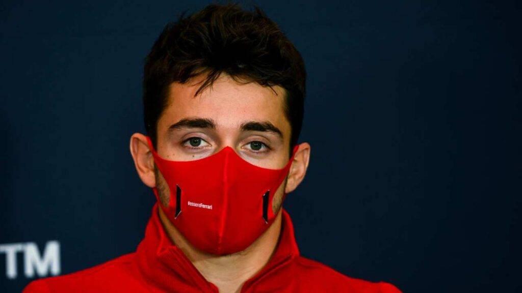 Formula 1, Leclerc positivo al Covid: