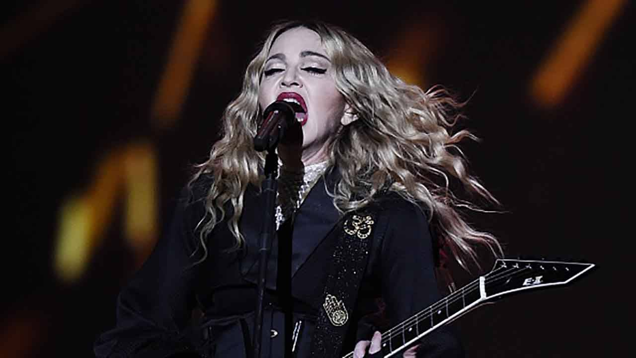 Madonna Maybach