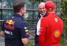Marko Vettel Red Bull