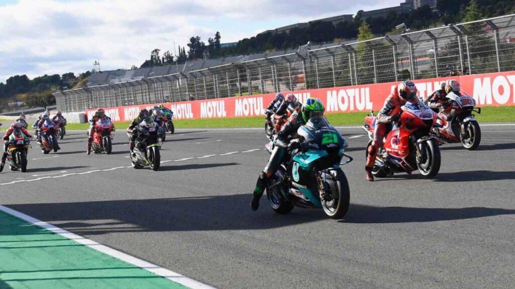 Griglia MotoGP