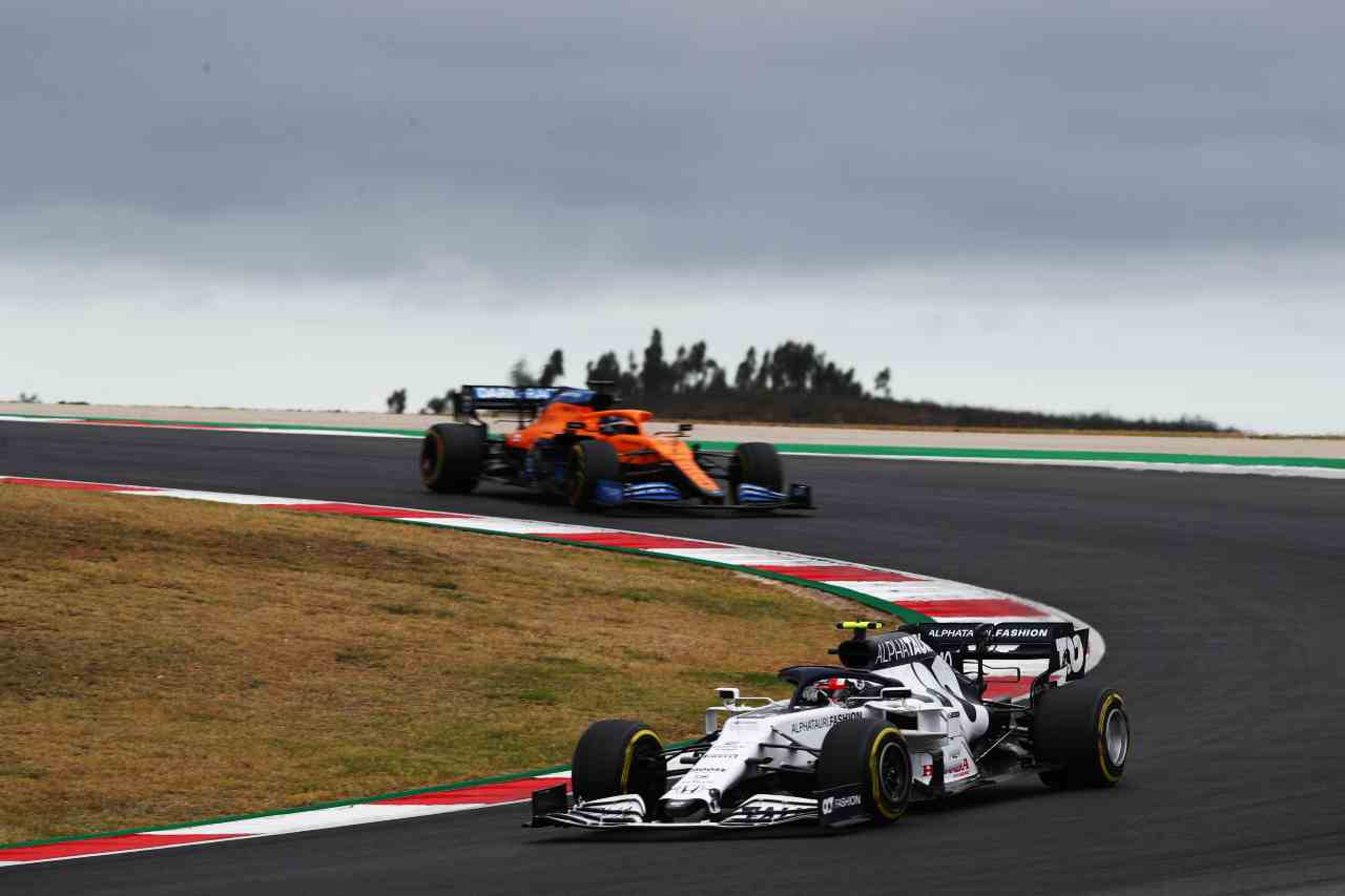 Portimao F1