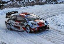 Rally WRC Montecarlo Ogieri