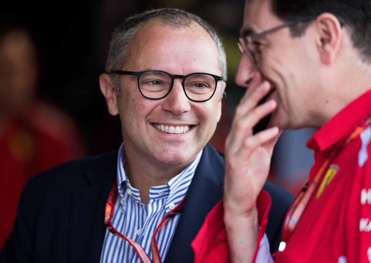 F1: Domenicali, c'è ottimismo per una stagione con 23 GP